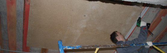 строительство дома в Аладьино