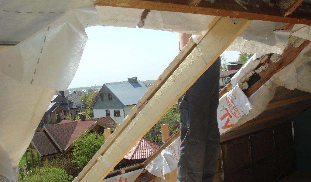 строительство дома в Алачково