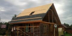 строительство частных домов из дерева