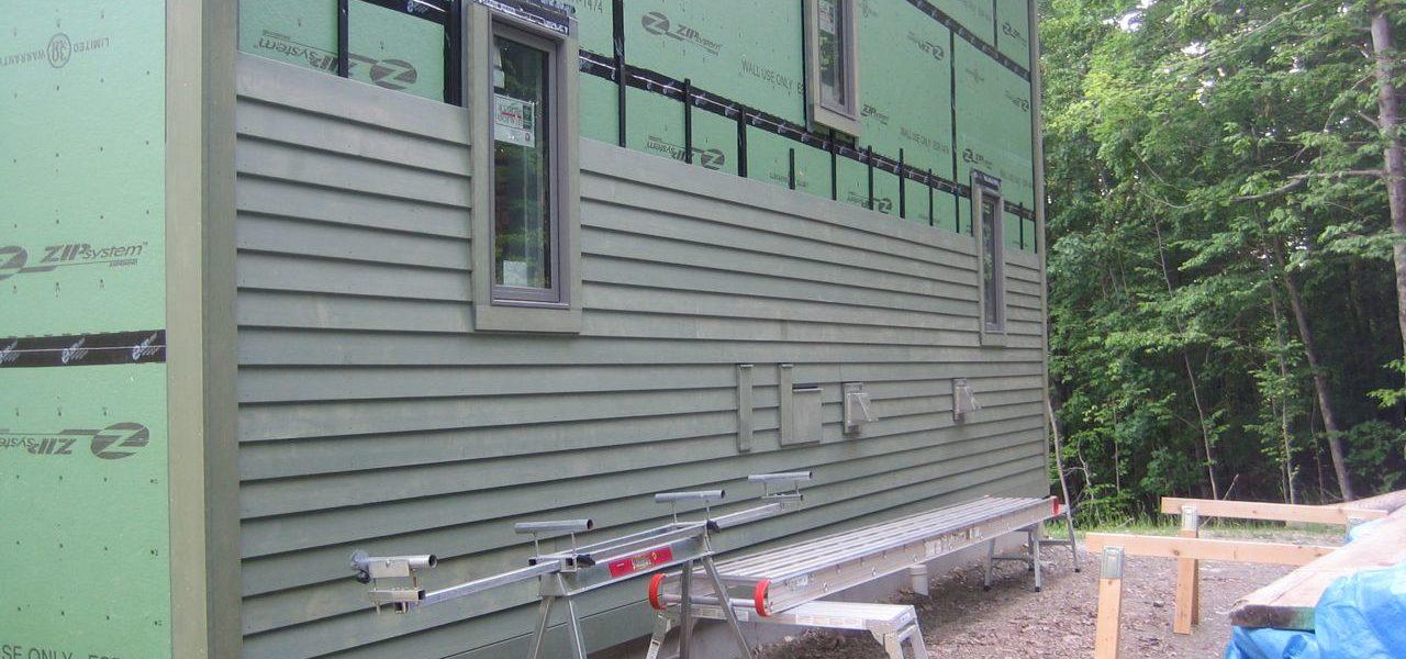 строительство частных домов из бетона
