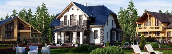 строительство дома в Алабино