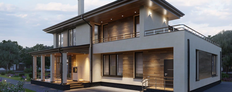 строительство дома в Агафоново