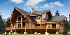 строительство дома в Агинтово