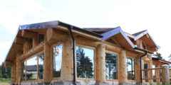 строительство дома в Аймусово