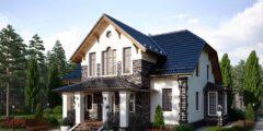 строительство дома в Акатьево