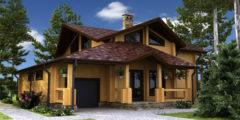 строительство дома в Акиньшино