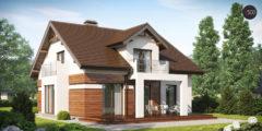 строительство дома в Акишево