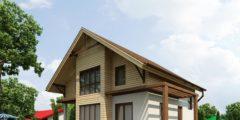 строительство дома в Аксено-Бутырках