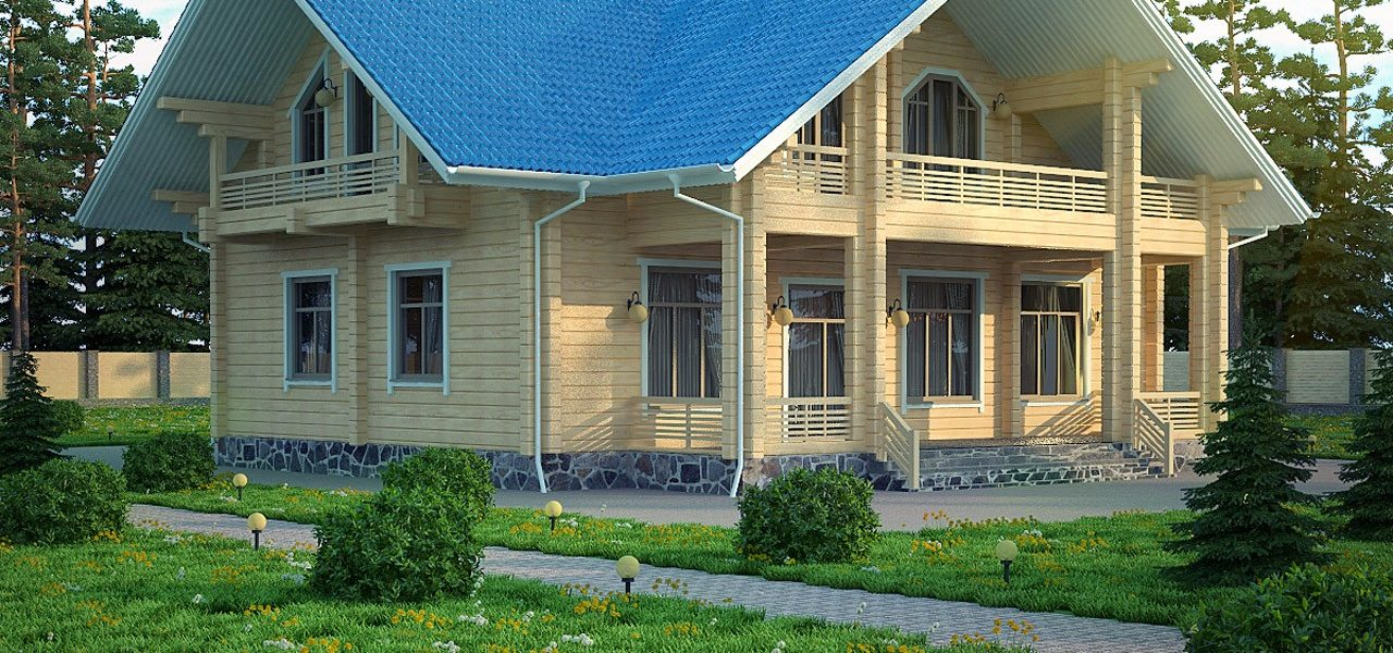 строительство дома в Аксеново