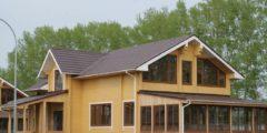 строительство частных домов из кирпича