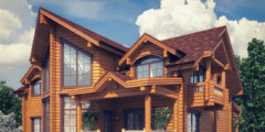 строительство элитных домов под ключ