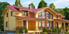 строительство элитных загородных домов