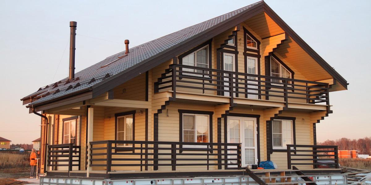 эконом строй строительство домов