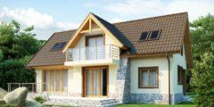 экономическое строительство дома