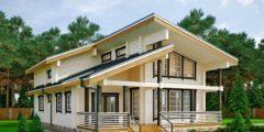 строительство дома в Абрамовке