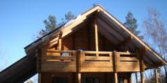 строительство дома в Абрютково