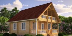 строительство дома в Агарино